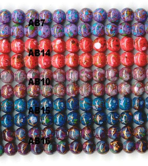 Beads, items below from unicorne beads to large marble beads.  Quickly become one of glass line for floral and.